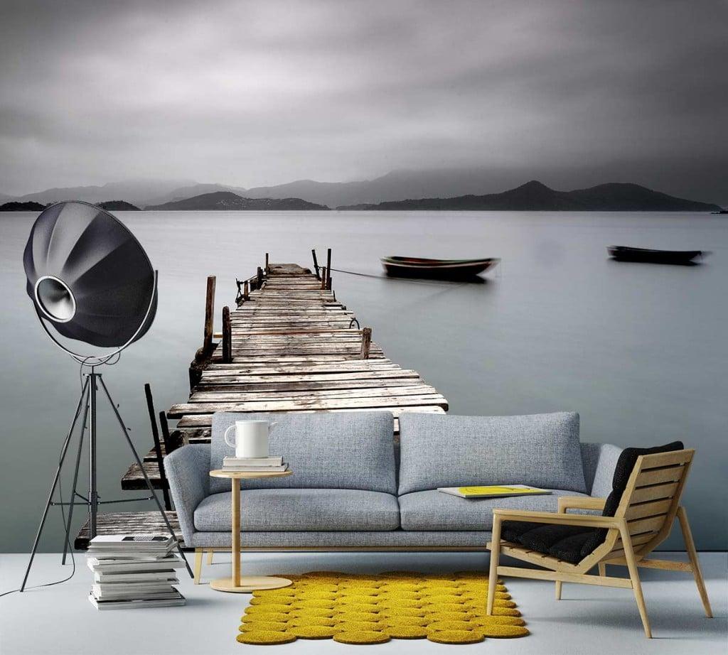 id e d co le poster mural blog izoa. Black Bedroom Furniture Sets. Home Design Ideas