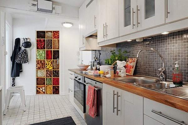 stickers porte 10 id es pour d corer vos portes blog toile design et moderne d 39 izoa. Black Bedroom Furniture Sets. Home Design Ideas