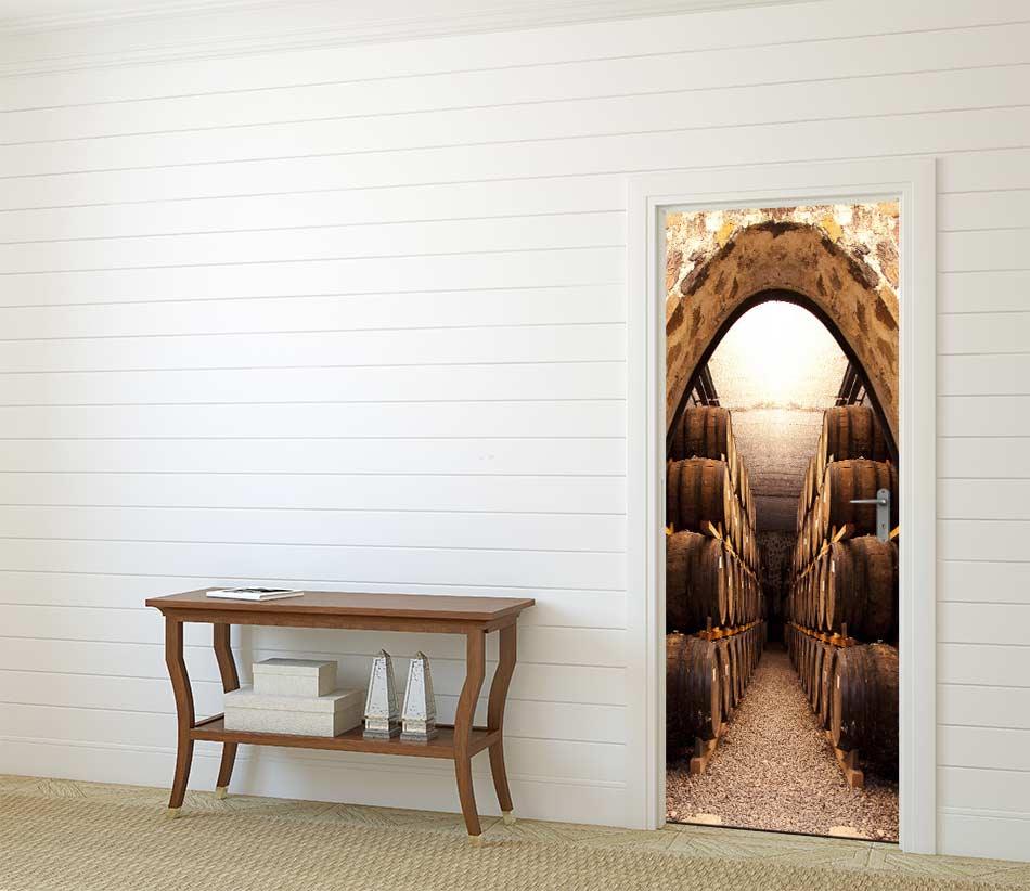 Decorer Porte Cave A Vin