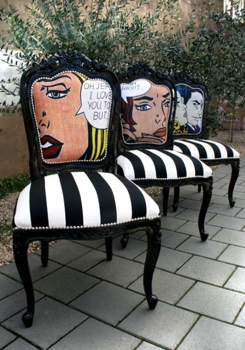 tableau pop art et urbain. Black Bedroom Furniture Sets. Home Design Ideas