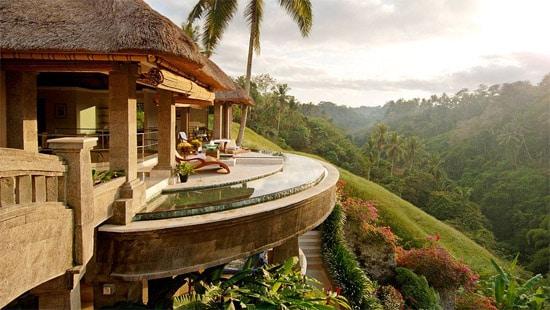 hotel paradisiaque bali
