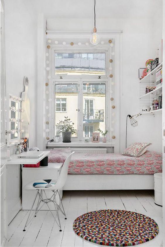 du blanc pour les petits espaces