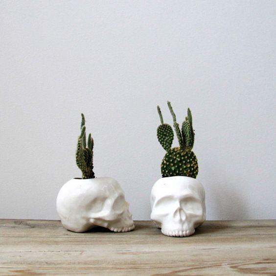 pots cranes céramiques pots de fleur