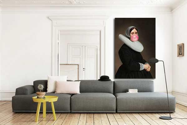 tableau sur toile originale