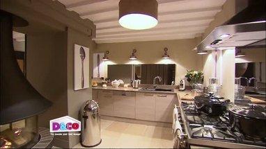 Décoration cuisine tableaux Izoa émission M6 deco
