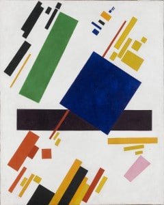 Composition kazimir Malevich