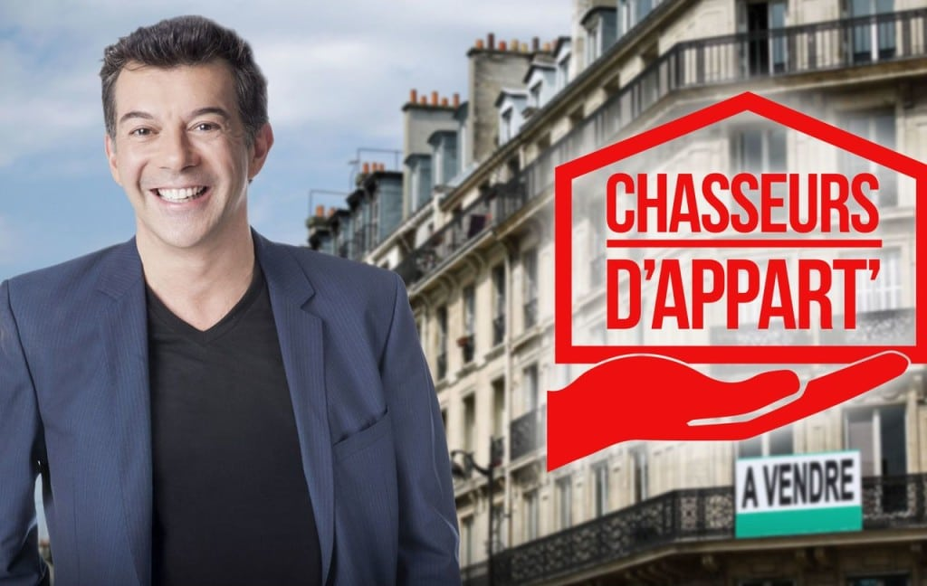 chasseurs d'appart m6