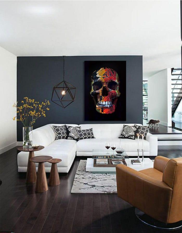 dcoration murale design - Decoration Murale Design Salon