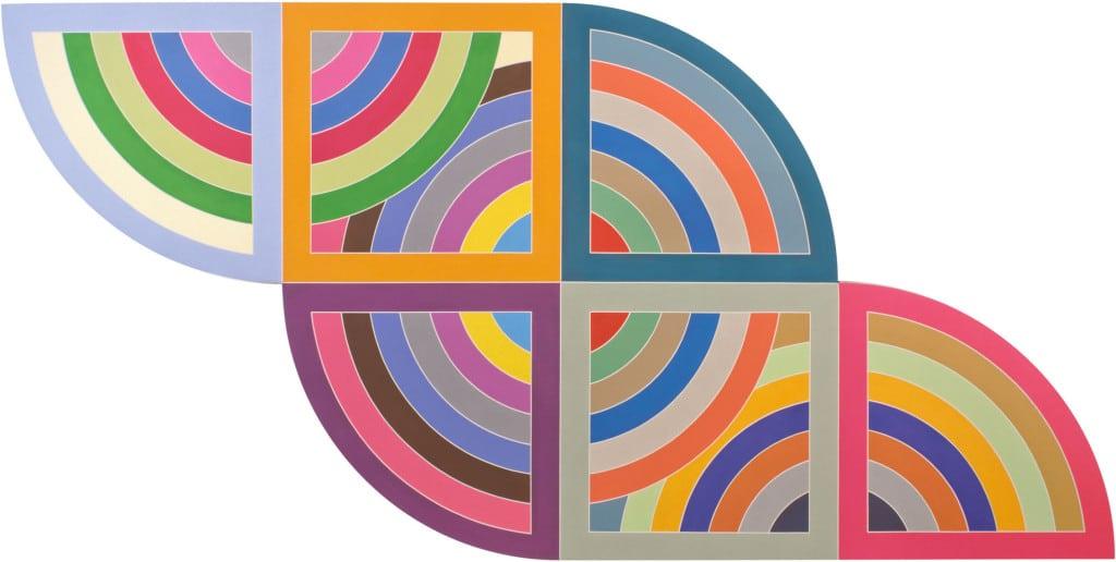 Zoom sur l art abstrait blog toile design et moderne d 39 izoa for Oeuvre minimaliste