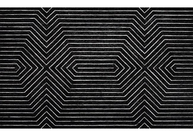 Zoom sur l art abstrait for Frank stella peinture