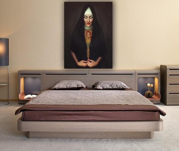 tableau deco chambre originale