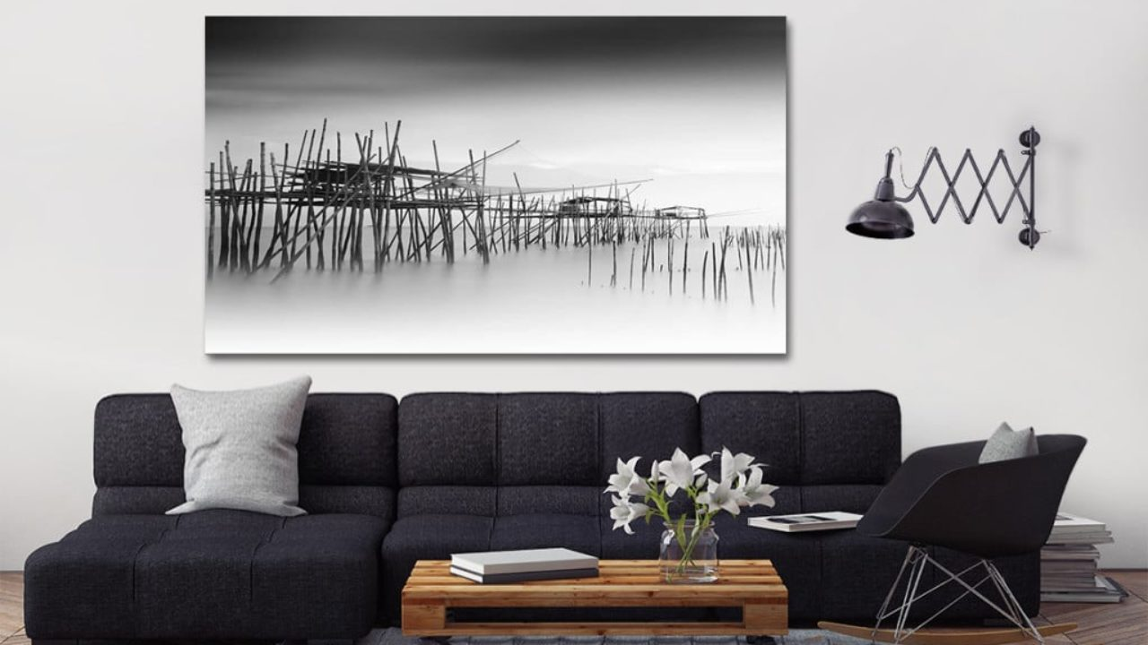Quel cadre déco avec un canapé gris ? - Blog Izoa