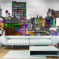 Déco murale New York originale et moderne