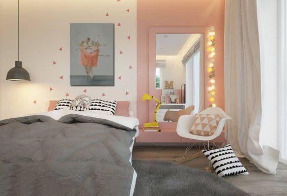 decoration chambre ado fille