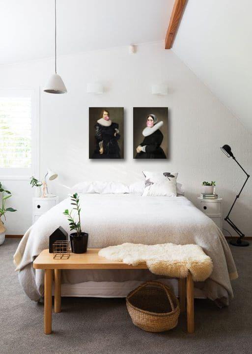 deco chambre originale diptyque-portrait