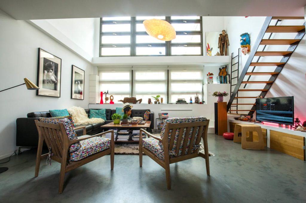 transformation d un garage en habitation. Black Bedroom Furniture Sets. Home Design Ideas