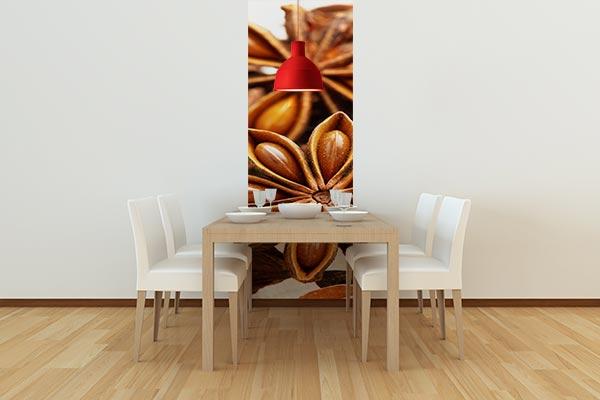 Déco murale salle à manger originale