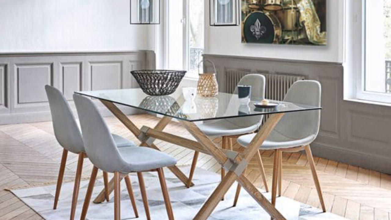 Table A Manger Originale transformer sa salle à manger en galerie d'art contemporain