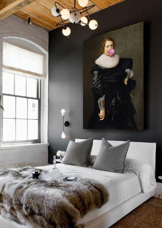 tableau moderne originale chambre