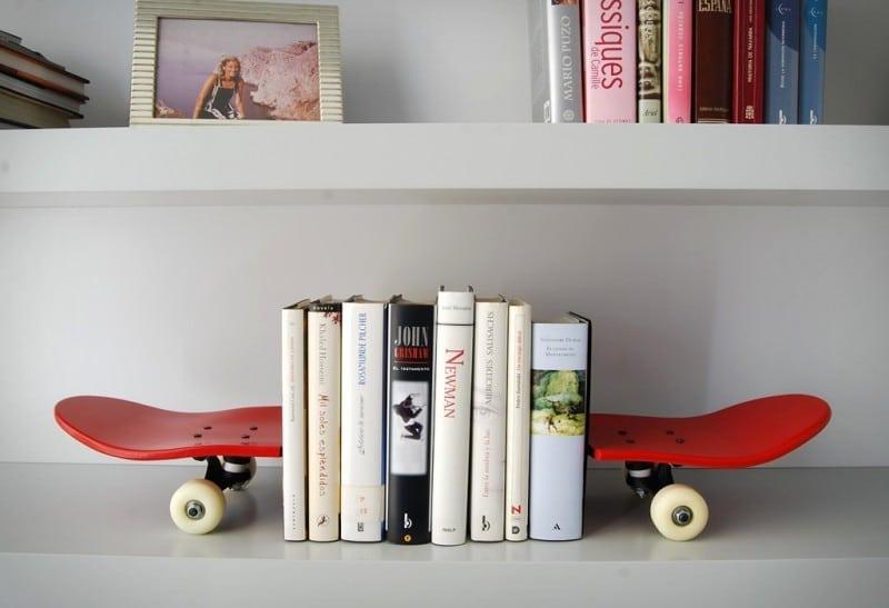d co chambre ado vive le skateboard blog izoa. Black Bedroom Furniture Sets. Home Design Ideas