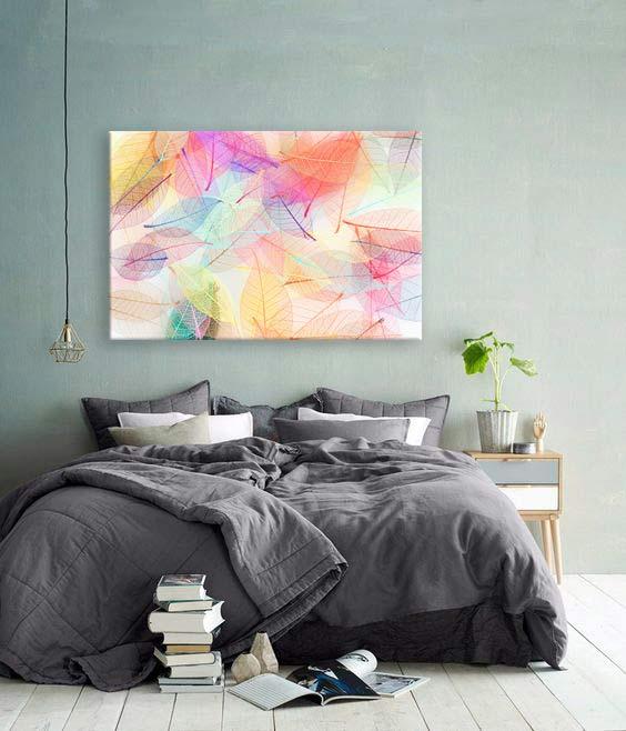 tableau-deco-chambre-colore