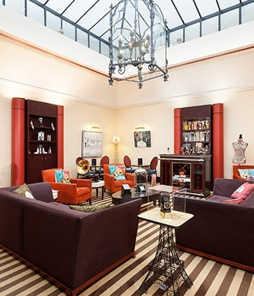 espace salon hotel waldorf