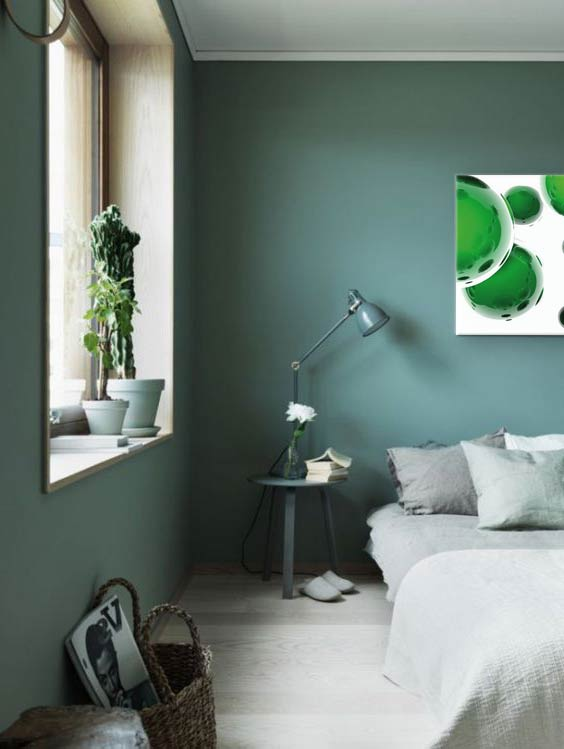 on craque pour le vert blog izoa. Black Bedroom Furniture Sets. Home Design Ideas