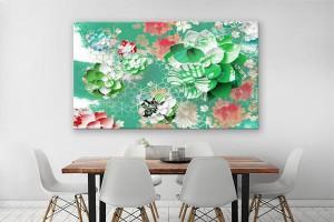 tableau-decoratif-zen-salle-a-manger-design