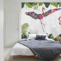 tapisserie-chambre-original-flamenco-patchwork
