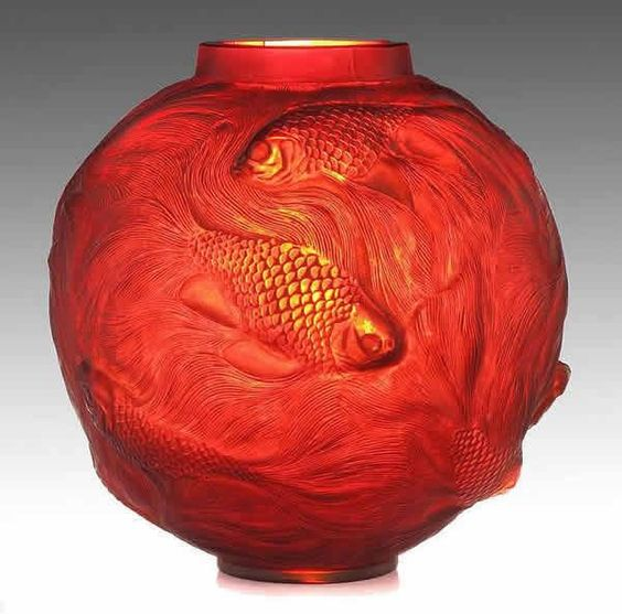 lampe design poisson