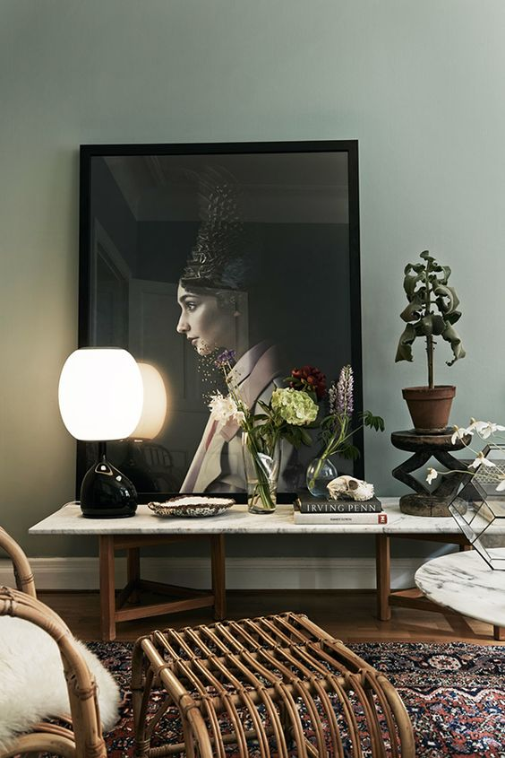 Cadre décoration moderne