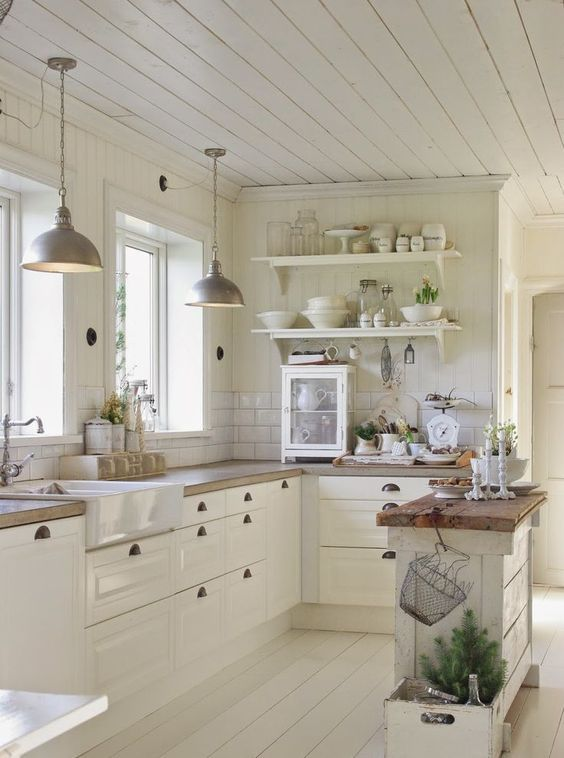 cuisine style maison de campagne