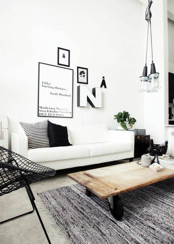 quel tableau design au dessus de mon canap blanc. Black Bedroom Furniture Sets. Home Design Ideas
