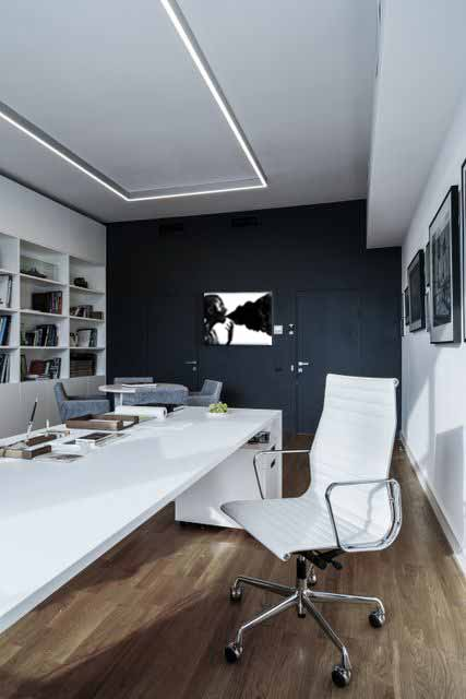 d coration de bureaux d entreprise. Black Bedroom Furniture Sets. Home Design Ideas