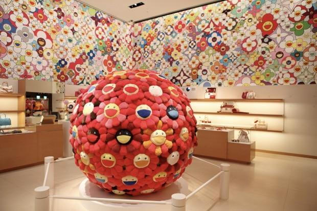 takashi murakami musée