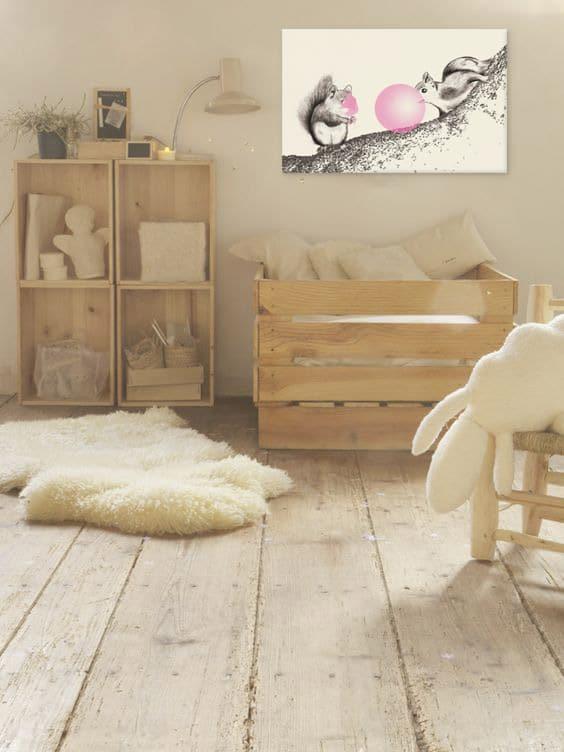 Des idées pour la décoration de la chambre de bébé - Blog Izoa