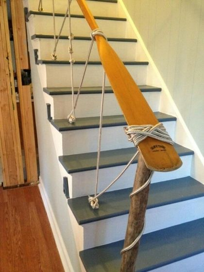 rampe escalier originale rame