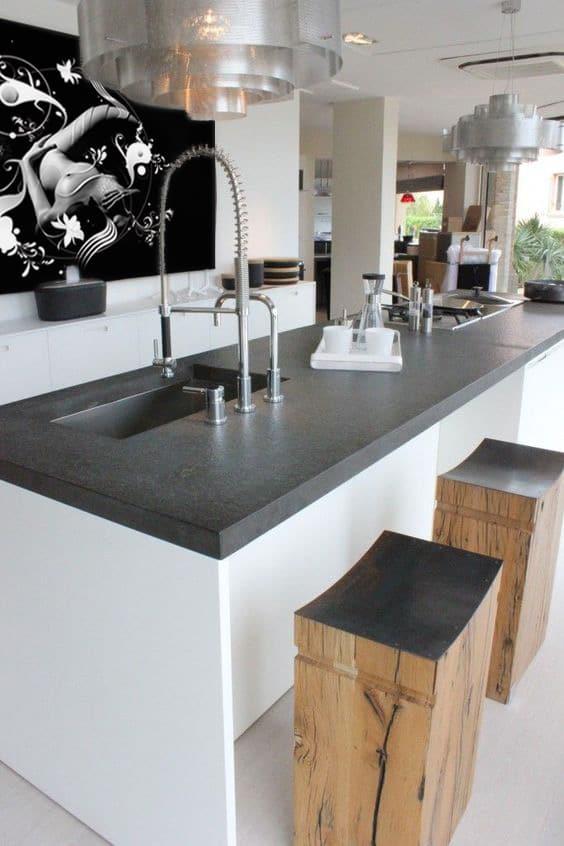 decoration-cuisine-moderne-noir-et-blanc