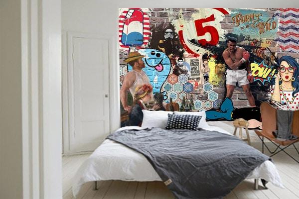 poster-mural-pop-art-chambre