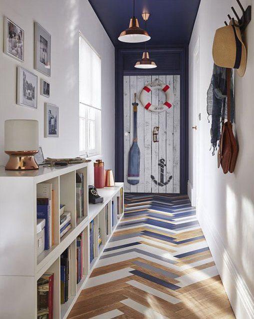 d coration th me marin. Black Bedroom Furniture Sets. Home Design Ideas