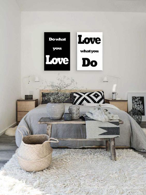 d coration chambre d amis. Black Bedroom Furniture Sets. Home Design Ideas