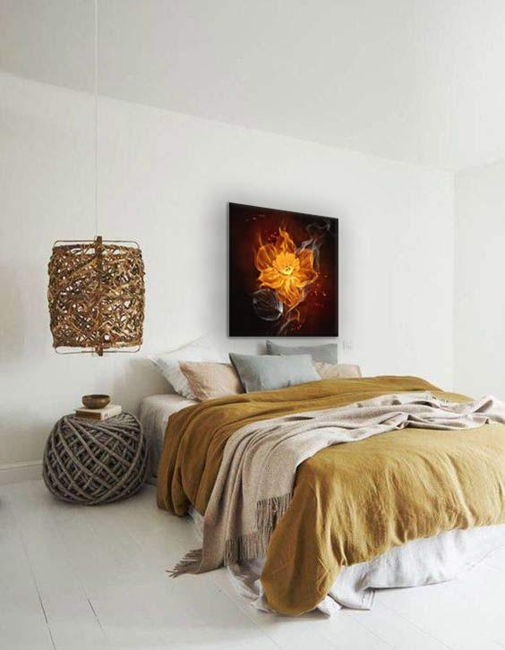 tableau-deco-chambre-couleur-or