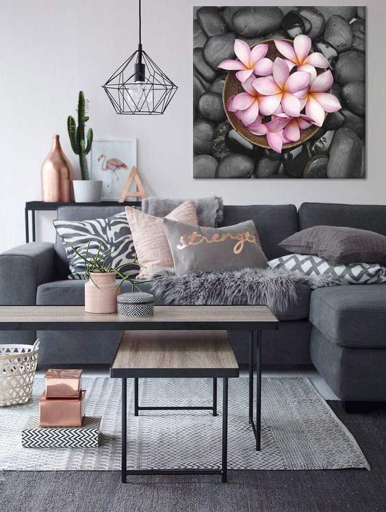 tableau-gris-et-rose-decoration-cocoon