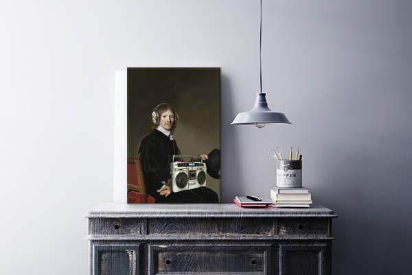 tableau-portrait-original-guetto-blaster