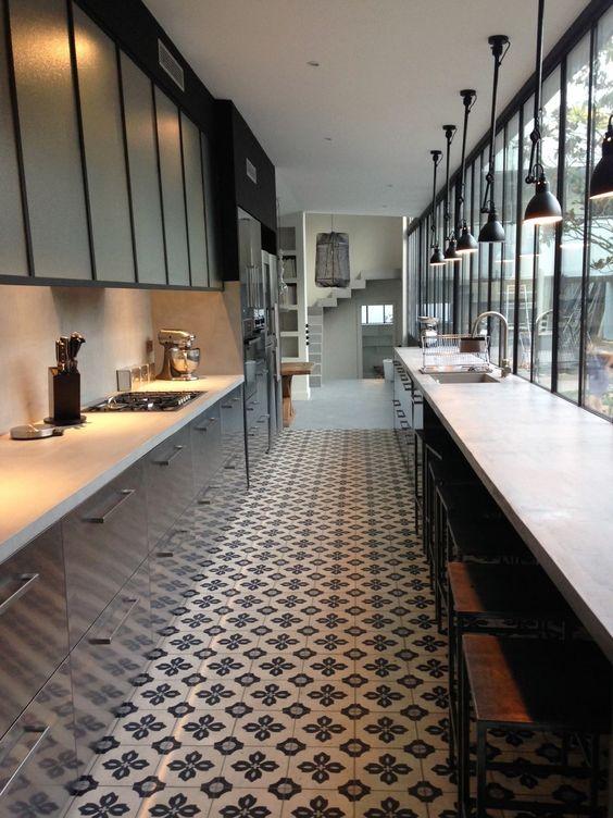 cuisine design et moderne