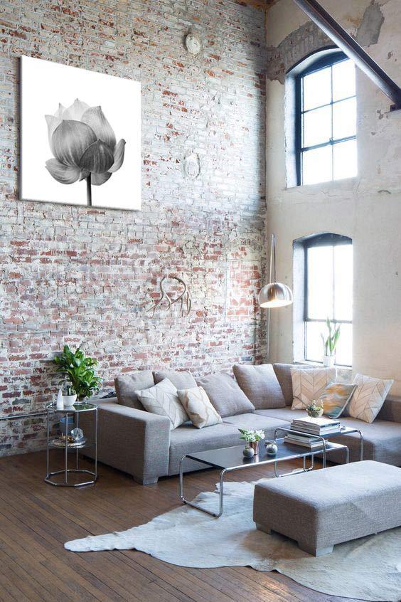déco-salon-industrielle-minimaliste