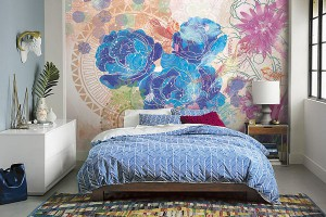 papier-peint-mural-fleurs-bleu-experimentales