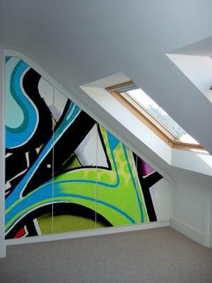 id e d co tapisser ses portes de placards blog izoa. Black Bedroom Furniture Sets. Home Design Ideas