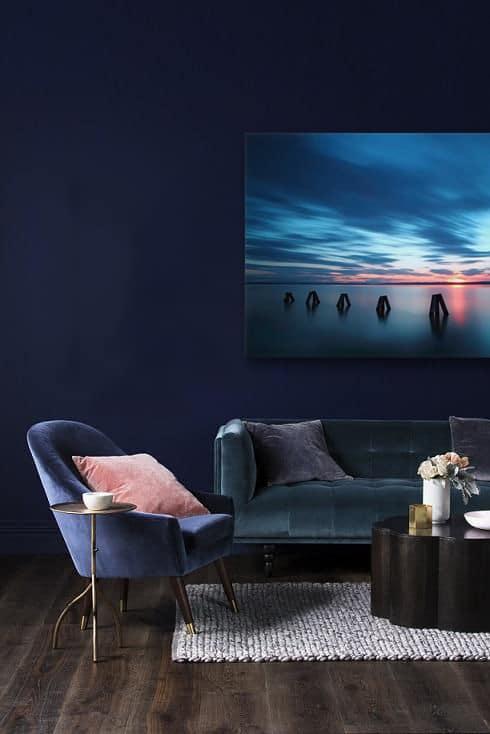 tableau toile achat vente tableau toile pas cher - tableau noir et