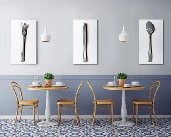 tableau-pour-restaurant-cuillere-fourchette-couteau